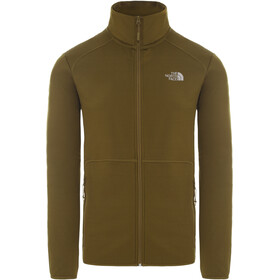 The North Face Quest Jakke m. lynlås Herrer, fir green